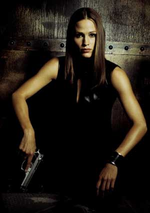 Alias with Jennifer Garner